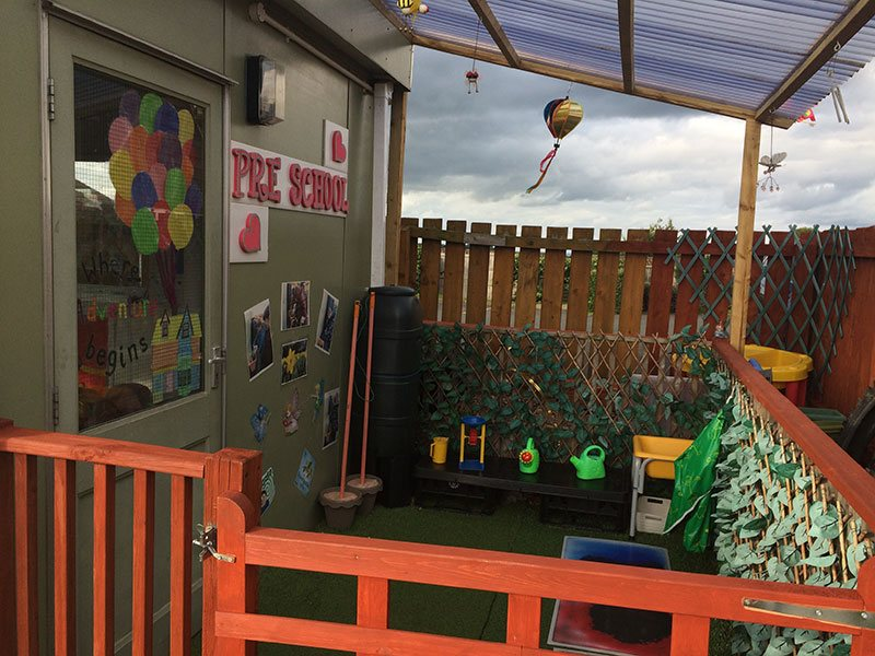 Pre school Wrexham - Cherry Hill Day Nursery